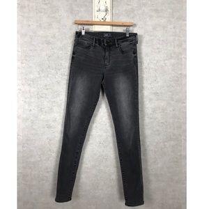 Abercrombie&Fitch Grey Harper Super Skinny Jeans